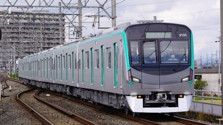 【待ってた!】京都市20系、近鉄奈良へ入線!
