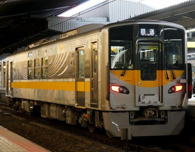 【速報】DEC700-1、大阪駅に初登場!