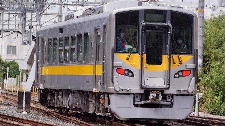 DEC700、おおさか東線・城東貨物線を初走行!